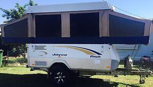 Jayco Outback Finch Biloela Banana Area Preview