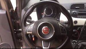 fiat 500 2013 airbag le kit complet