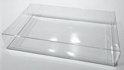 1 Box Protector For Most STAR WARS 40TH ANNIVERSARY Figures Clear Display Case