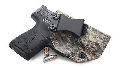 Concealment Express: Mossy Oak Break-Up Duck Blind KYDEX IWB Gun Holster