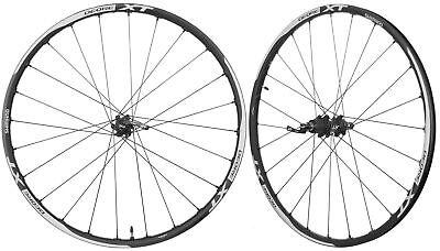 """Shimano Deore XT M785 27.5"""" Mountain Bike Wheelset"""