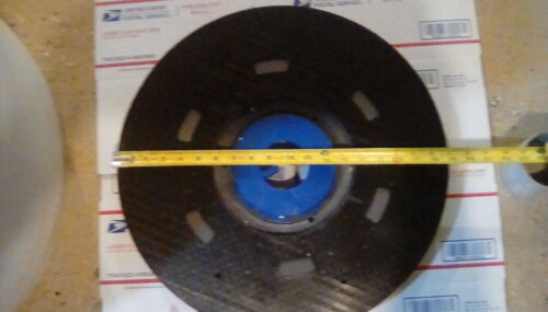 "19"" Pad Driver with big mouth part for Floor Machines, Buffer Sanding Polishing"