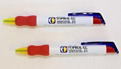 Pharmaceutical Toprol Xl Pens  Red Foam Grips