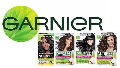 Garnier  Nutrisse Nourishing Color Foam,