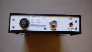 RACAL RAICATS ITU IMAGE OVER RADIO UNIT, MA4807A