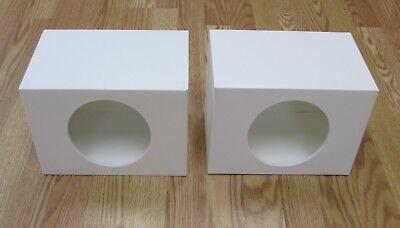 Marine Audio Speaker Box 650 Holders for JL Fusion Speakers 2 pc Pair  - Fusion Marine Audio