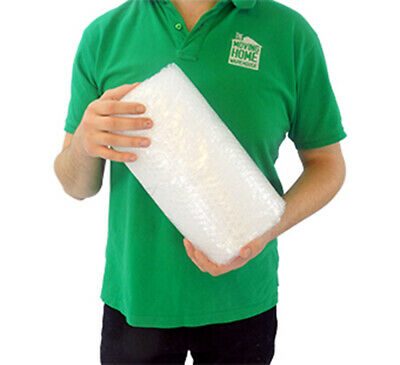 Bubble Wrap Roll 300mm x 20m House Moving Removal Packing Packaging Home Office