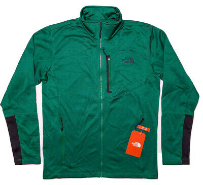 THE NORTH FACE Canyonlands Full Zip Jacket Green Small S Fit ~ New