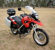 2009 BMW G650 GS w/BMW Panniers, LAMS, Low K's, + $$Extras Dimboola Hindmarsh Area Preview
