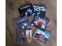 My Chemical Romance Bullets, Three Cheers, Black Parade, Danger Days
