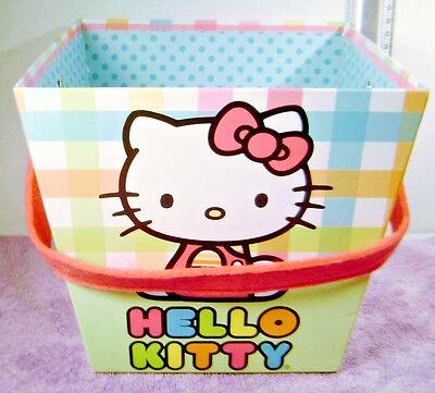 HELLO KITTY Halloween Easter  Pail (Hello Kitty Pail)