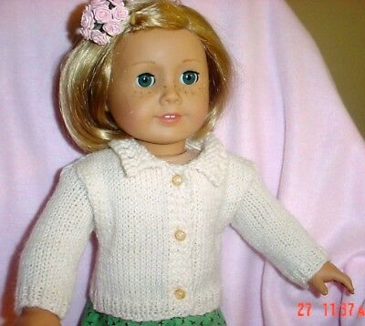 Doll clothes/ HANDMADE Sweater/Fits American Girl Doll