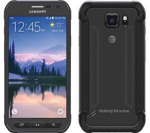 Samsung Galaxy S6 Active 32GB Unlocked Smartphone with warranty