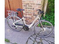 unused electric Giant bike