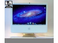 "17"" Apple iMac Desktop 1.83Ghz 2GB 160GB Logic Pro Ableton Final Cut Microsoft Office Suite"