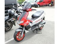 SOLD SOLD Gilera Runner 125cc SP Scooter Moped Rare 02 Facelift Model 2st 2 Stroke NOW SOLD!!