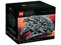 Lego UCS Millennium Falcon 75192 Brand New in Sealed Shipping Box - *IN HAND*