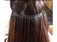 Hair extension fittings