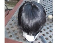 Men Wig Toupee, Toppik, Caboki Hair System - Natural Black - DONT LET BALDNESS BEAT YOU