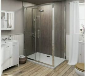 Brand New Victoria Plum Shower Enclosure