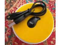 """NEW.BLUETOOTH """"IN EAR"""" HEADSET. IDEAL FOR CAR."""
