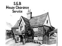 S.G.B House clearance service