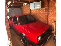 VW GOLF GTI MK2 20vt 230bhp mint,modified,mot service history