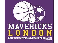 Football Coaches: Mavericks London FC