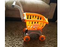 Sainsbury's toy trolley