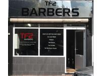 Traditional Barber Wanted for a Busy High Street Barbershop