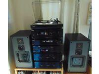 Sony high-end hi-fi system