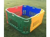 Jolly Kidz Playpen for sale