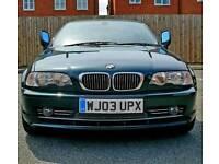 BMW 330ci INDIVIDUAL