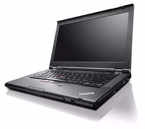 Ordinateur portable de 14 pouces noir Lenovo ( Thinkpad T430 )