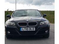 BMW series 3 320d e90 efficient dynamics black FUll service history 2L 2010