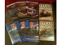 Vintage British Railways DVDs