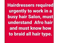 Azore Boutique Urgently Needed hair Dressers, for a busy hair salon