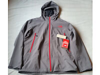 The North Face Men's Burst Rock Jacket, HyVent® 2.5L, Size XL, brand NEW with tags