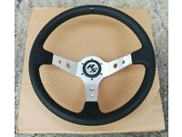 Ford RS steering wheel