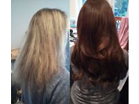 All Mobile Hairdressing & Beauty requirements including hair extension and eyelash extension