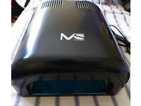 Melody Susie Violet Series UV Gel Nail Polish Dryer