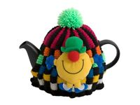 Handmade wool tea cosies with Mr Men & Little Miss collection e8 3bq