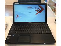 Toshiba Satelite Laptop