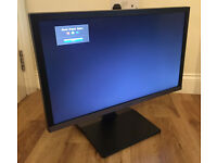 """SAMSUNG U24E850R Ultra HD 24"""" LED Monitor - WARRANTY"""
