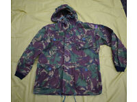 1980s Arctic Issue Lightweight Windproof Combat Smock, Size Large (180/104)