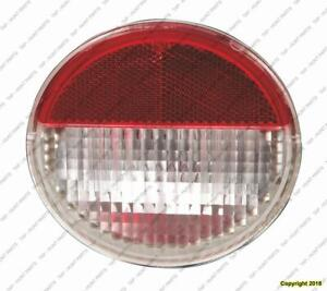 Trunk Lamp Driver Side/Passenger Side (Back-Up Lamp) Round Exclude Xuv High Quality GMC Envoy 2002-2009