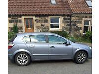 Vauxhall Astra design