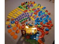 Massive VTech Toot toot collection