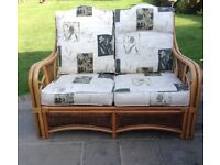 Cane Furniture for conservatory or home