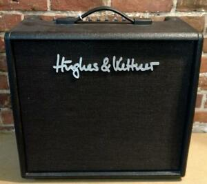 Amplificateur pour Guitare 50W HUGHES & KETTNER / Model EDITION SILVER (i012774)
